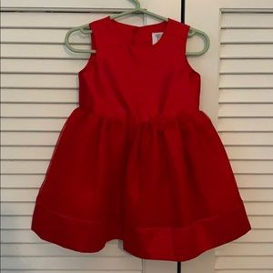 NWOT red dress
